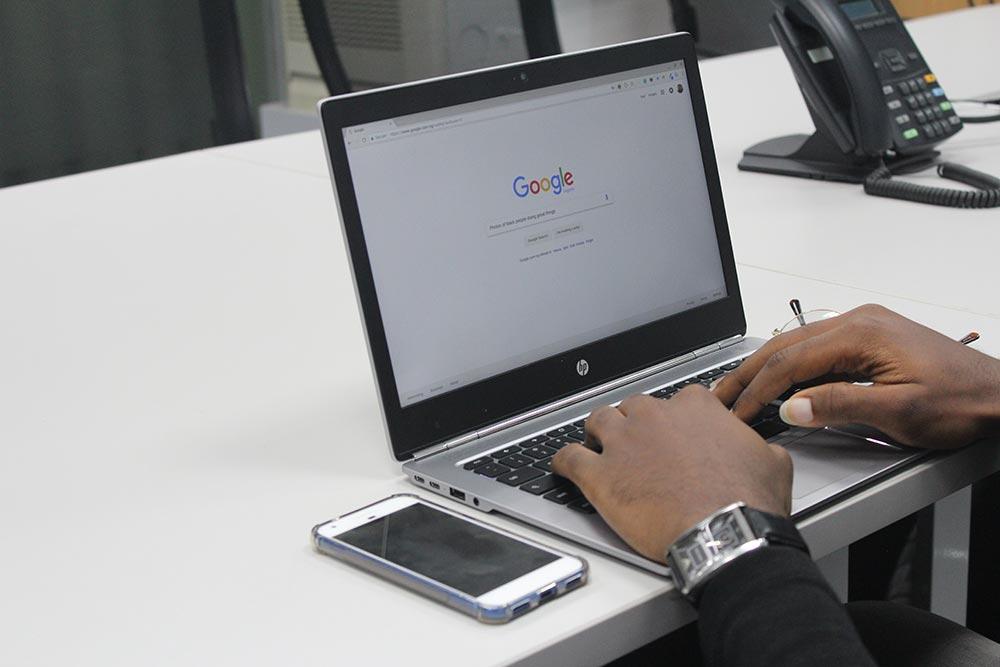 Pozycja witryny w Google